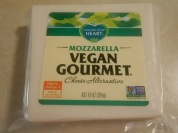FOLLOW YOUR HEART VEGAN MOZZARELLA CHEESE BLOCK