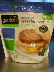 GARDEIN BREAKFAST PATTIES