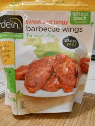 GARDEIN SWEET ANS TANGY BARBECUE WINGS