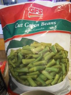 GFS FROZ CUT GREEN BEANS