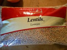 GFS LENTILS