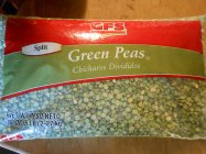 GFS SPLIT GREEN PEAS