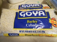 GOYA BARLEY BAG
