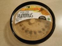 GREEK-STYLE HUMMUS