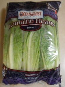 HEARTS OF ROMAINE OCEAN MIST