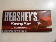 HERSHEY'S BAKING BAR