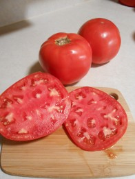 HOMEGROWN TOMATOES 2