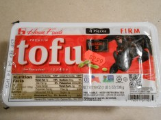 HOUSE FOODS TOFU 4 PIECES FIRM