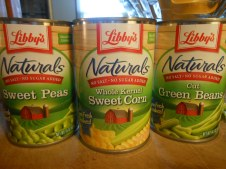 LIBBY'S CANNED GOODS