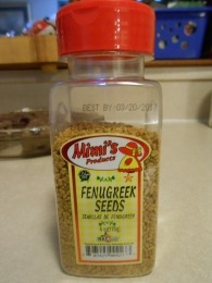 MIMI'S PRODUCTS FENUGREEK SEEDS