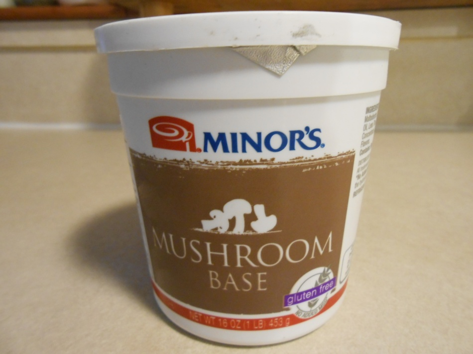MINOR'S MUSHROOM BASE GORDON FOOD STORE