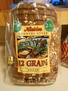 NICKLES 12 GRAIN BREAD