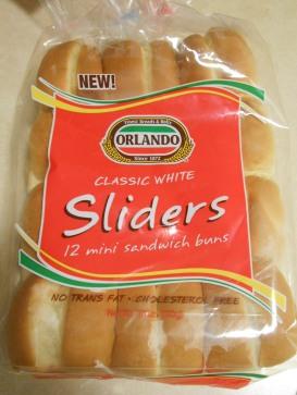 ORLANDO SLIDERS BREAD BAG