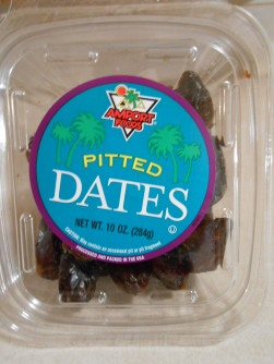 PITTED DATES AMPORT FOODS