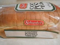 SCHWEBEL'S POTATO BREAD