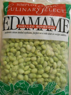 SHELLED FROZEN EDAMAME CULINARY SELECT