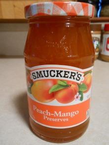 SMUCKER'S PEACH-MANGO PRESERVES