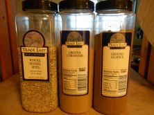 TRADE EAST SPICES