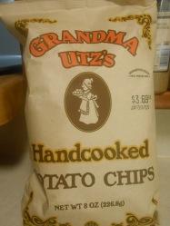 UTZ CHIPS GRANDMA'S