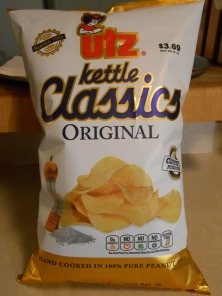 UTZ KETTLE CHIPS