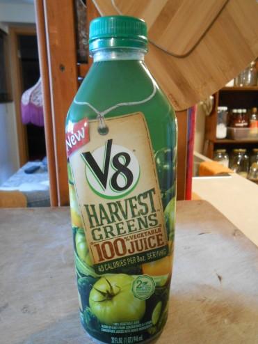 V-8 HARVEST GREENS