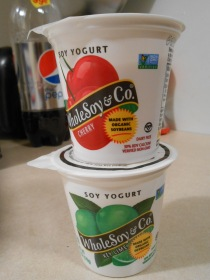 WHOLE SOY & CO. SOY YOGURT