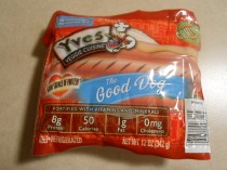 YVES VEGGIE CUISINE THE GOOD DOG