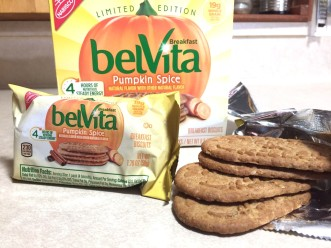 BELVITA PUMPKIN SPICE BREAKFAST BAR - Edited