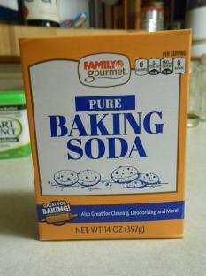 FAMILY GOURMET BAKING SODA