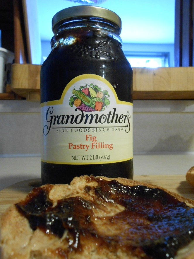 GRANDMOTHER'S FIG PASTRY FILLING