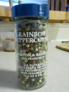 RAINBOW PEPPERCORNS MORTON & BASSET