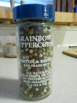 RAINBOW PEPPERCORNS MORTON & BASSET