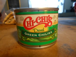 CHI CHI'S DICED GREEN CHILIES