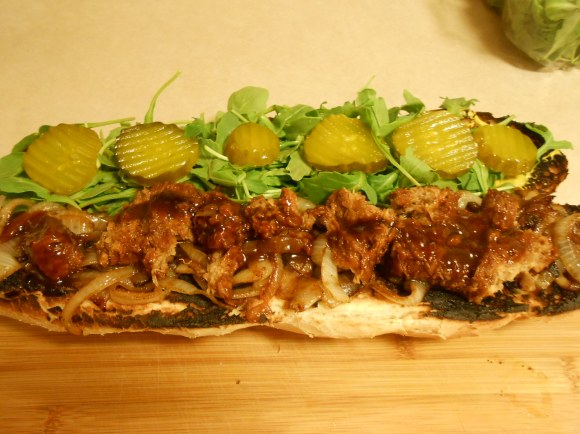 FOOT LONG SUB MORNINGSTAR RIBLETS 2