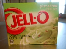 JELL-O PISTACHIO INSTAND PUDDING & PIE FILLING
