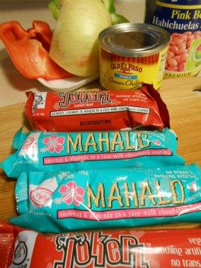 MAHALO MOLE INGRED.