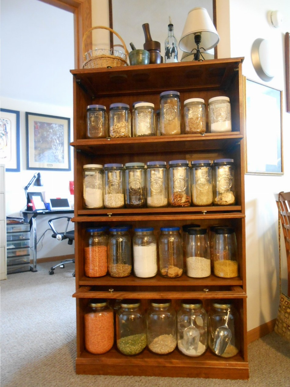 MY PANTRY JARS