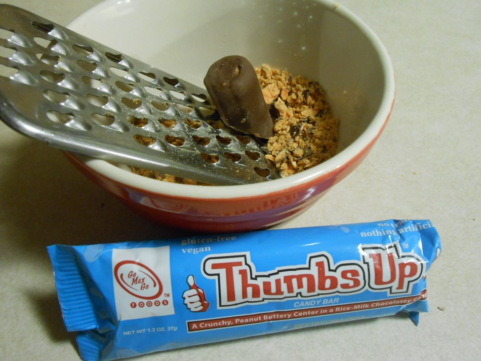 THUMBS UP CRUMBLES