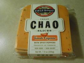 FIELD ROAST TOMATO CAYNENNE CHAO CHEESE