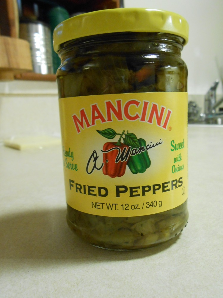 MANCINI FRIED PEPPERS WITH ONION