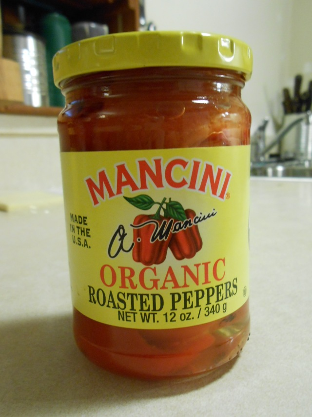 MANCINI ORGANIC ROASTED PEPPERS