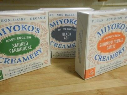 MIKOKO'S THREE CHEESES IN BOX