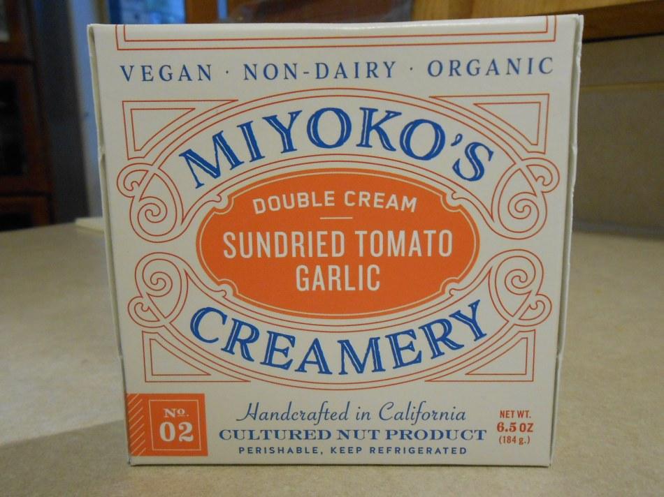 MIYOKO'S SUN-DRIED TOMATO CHEESE