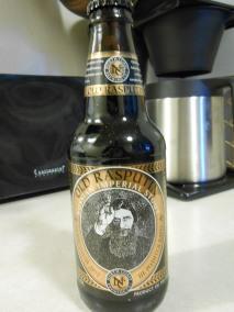 OLD RASPUTIN BEER 2