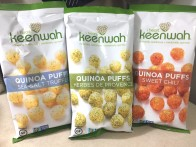 3 PKGS. QUINOA PUFFS - Edited