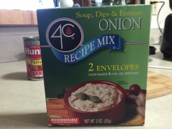 4C ONION SOUP MIX