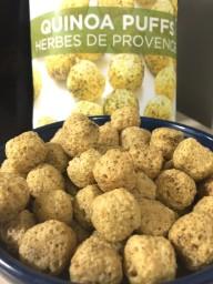 HERBES DE PROVENCE QUINOA PUFFS - Edited