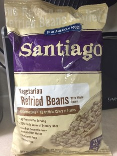 SANTIAGO DRIED REFRIED BEANS - Edited