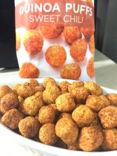 SWEET CHILI QUINOA PUFFS - Edited