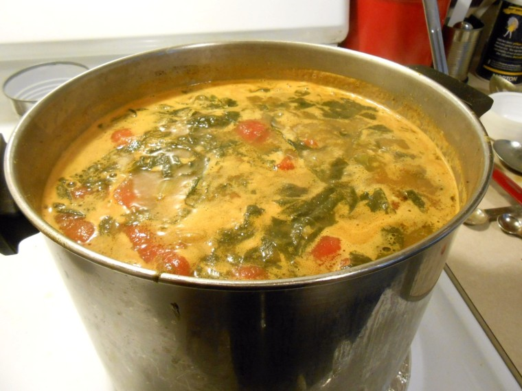 SPINACH POPEYE SOUP 3